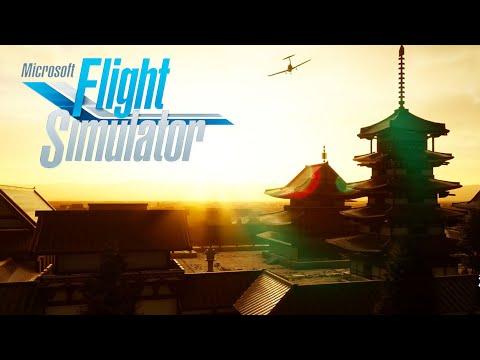 Microsoft Flight Simulator - Official Japan World Update Trailer