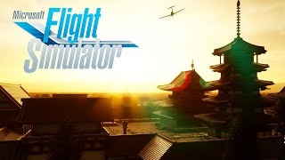 Microsoft Flight Simulator - Official Japan World Update Trailer