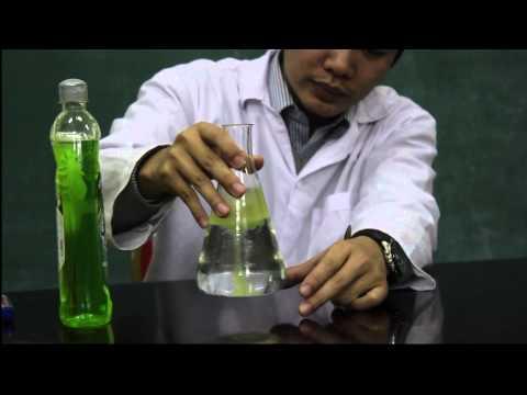 Bài 2: Sự kì diệu của chất tẩy rửa