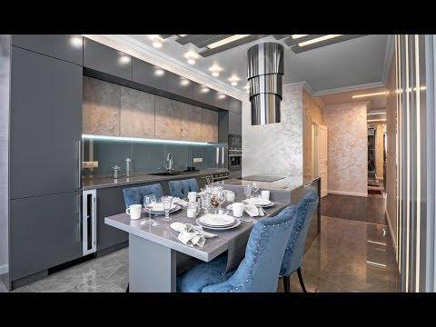 """Дизайн трехкомнатной квартиры 130 кв/м в ЖК """"Седьмой континент"""", г.Краснодар"""
