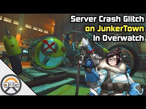 OCG - Server Crash Glitch on Junkertown in Overwatch