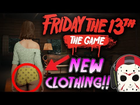 FRIDAY THE 13TH!!🔪 | EXCLUSIVE DLC GAMEPLAY!! | JASON & COUNSELORS | 1080P | INTERACTIVE STREAMER!