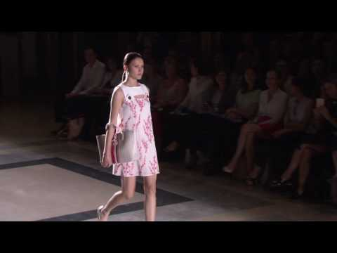 Longchamp Spring 2017 Ready-To-Wear collection