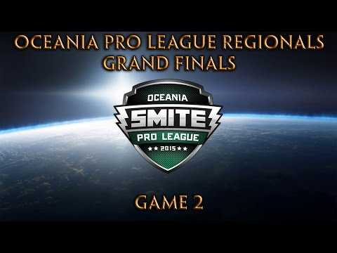 Oceania Regionals - Grand Finals (Game 2)