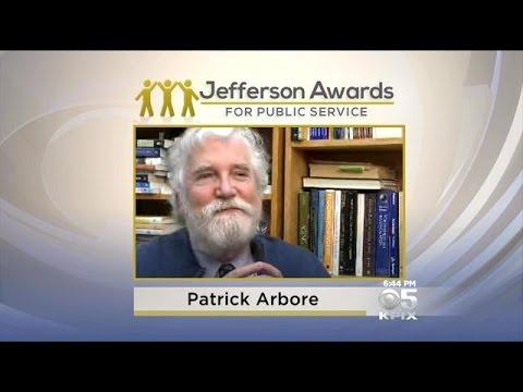 Jefferson Award Winner: Dr. Patrick Arbore