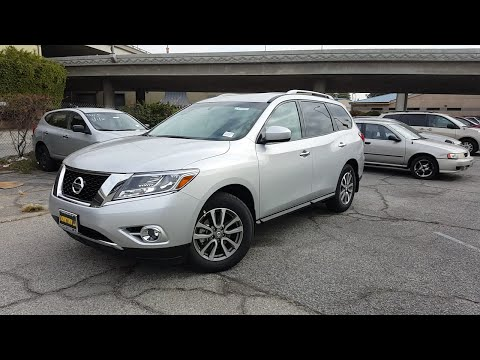 2016 Nissan Pathfinder SV Complete Feature Overview