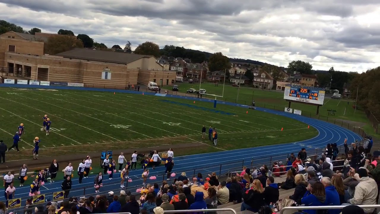 WATCH: Wilson football snaps 12-game losing streak with win over Palmerton