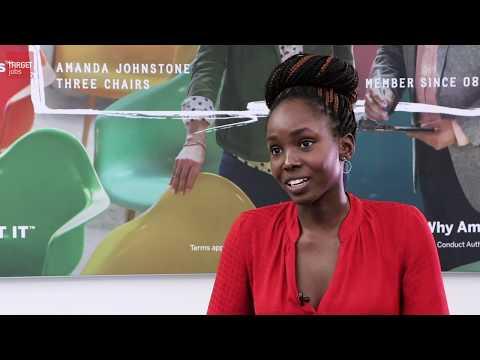 #GradStories   Nelly Kiboi - Software Developer, American Express