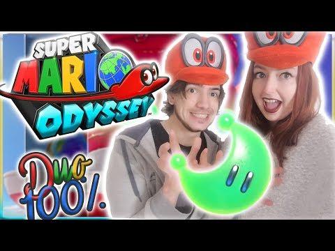 En route POUR LE 100% #11 [Super Mario Odyssey DUO-Switch] FR