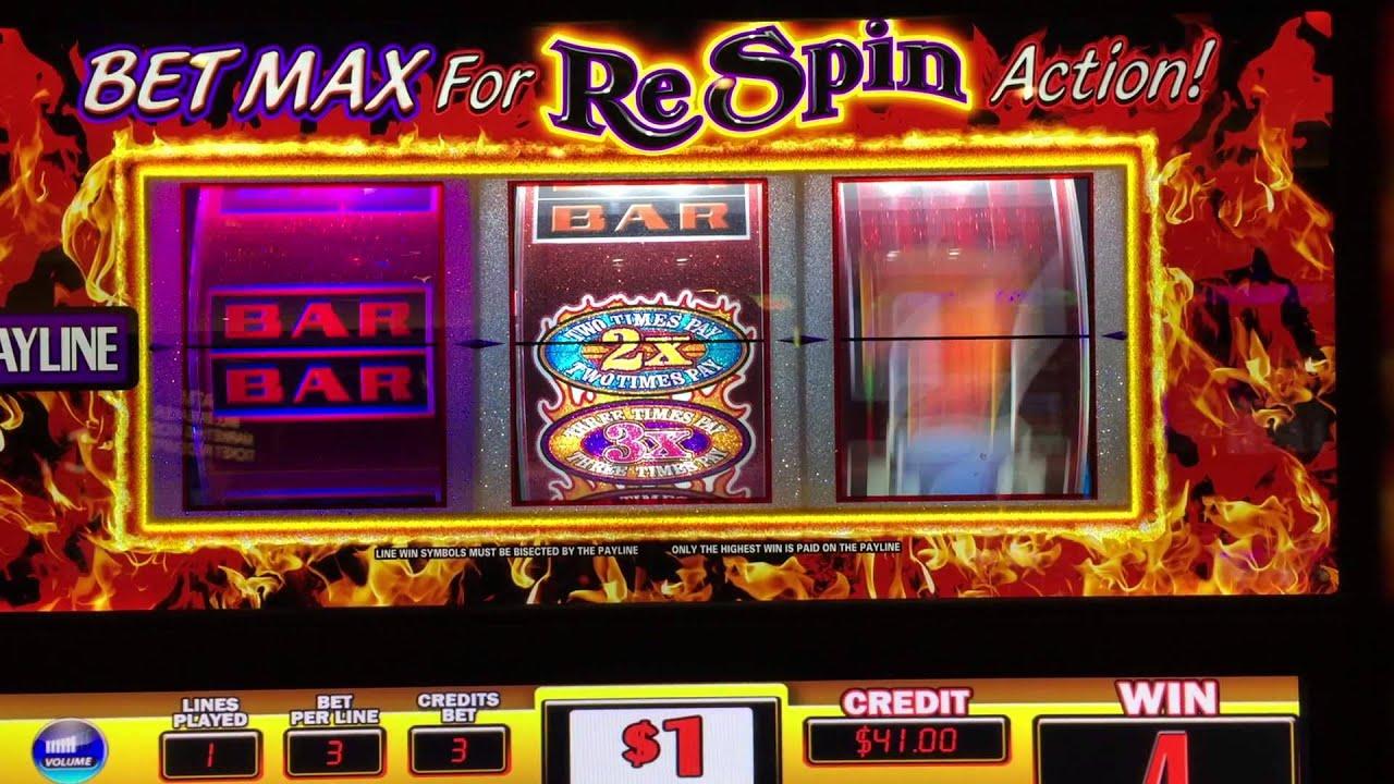 Respin Slots