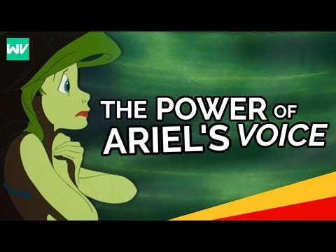 Disney Theory: Ariel's Magical Voice Explained: Discovering The Little Mermaid