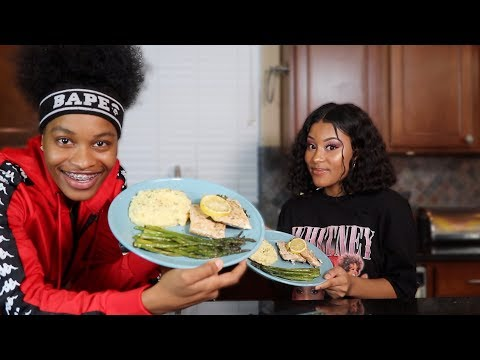4 STAR MEALS | COOKING WITH JAZZ AND TAE