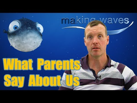 Chris Kelly Parent Testimonial for Making Waves Swimming - Private Swimming Lessons Glasgow