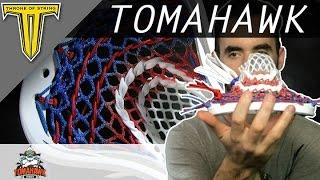 Tomahawk Shades @MaverikLacrosse Optik with Privateer Pocket
