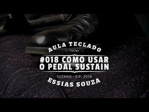 Aula de Teclado #18 - Como Usar o Pedal de Sustain