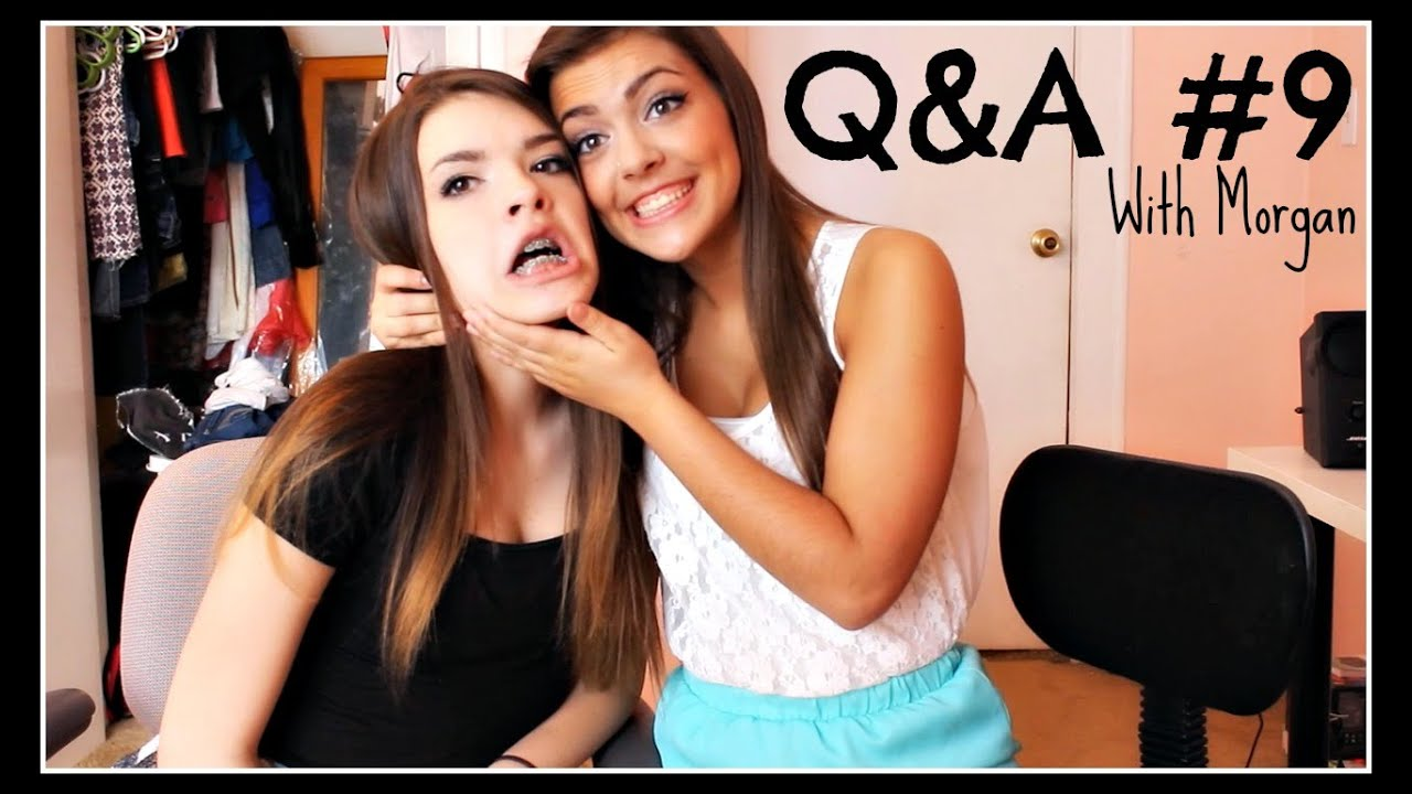 Download Q&A #9 With Morgan: Boys, Sports, & More!