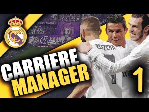 FIFA 17 - REAL MADRID  - CARRIÈRE MANAGER - RETOUR D'OZIL ?! VOTRE MERCATO ! #EP.1