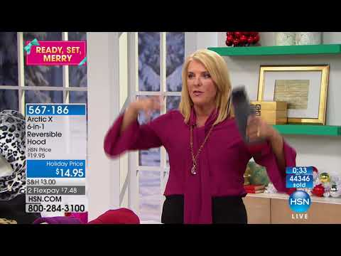 HSN | Winter Solutions 12.09.2017 - 07 PM