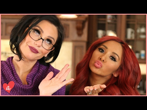 Snooki and JWoww Double Mom Confession: Little White Lies! | #MomsWithAttitude Moment
