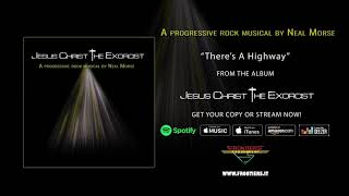 "Neal Morse - ""There's A Highway"" (Official Audio)"