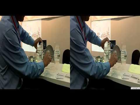 Waissi Engine CarsInDepth.com 3D Video