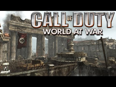 Call of Duty World at War on Xbox One