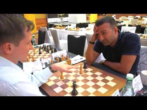 24th Abu Dhabi Chess International Chess Festival Day 1