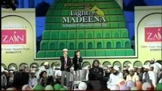 Savad And Muhsin Pallikkal Basar In Light Of Madeena 2010