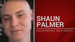 Text message sent from missing sailor's phone