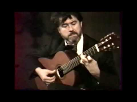 El amor Brujo de Manuel de Falla, Rafael Andia, guitarra