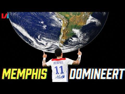 Memphis On FIRE: 'Hij Is Klaar Om De Wereld Te Veroveren'
