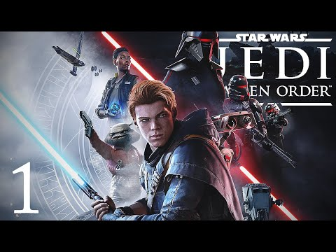 #1 - Star Wars Jedi: Fallen Order - PREMIERA