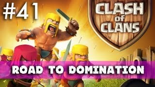 Clash of Clans - Road to Domination: I'm BACK! Town Hall Level 8 Incoming!