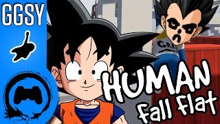 HUMAN FALL FLAT - Goku's Gonna Show You - TFS Gaming
