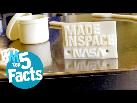 Top 5 Revolutionary 3D Printing Facts