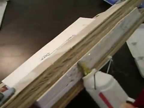 Book binding hot glue technique youtube solutioingenieria Images