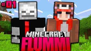 Wer... wer ist das?! - Minecraft Flummi #01 [Deutsch/HD]