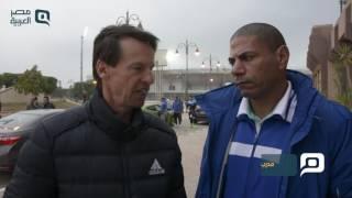 مصر العربية | مدرب الإسماعيلي يوضح حقيقة التفريط في إبراهيم حسن