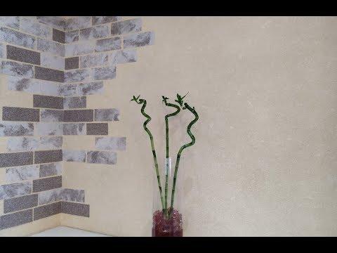 Декоративный кирпич из жидких обоев Silk Plaster