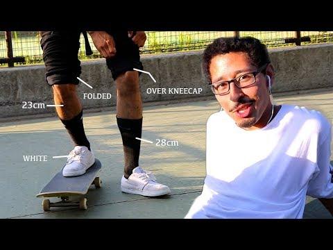 オシャレなスケーターになる方法