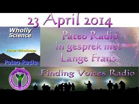 Pateo Radio met Lange Frans 10april 2014