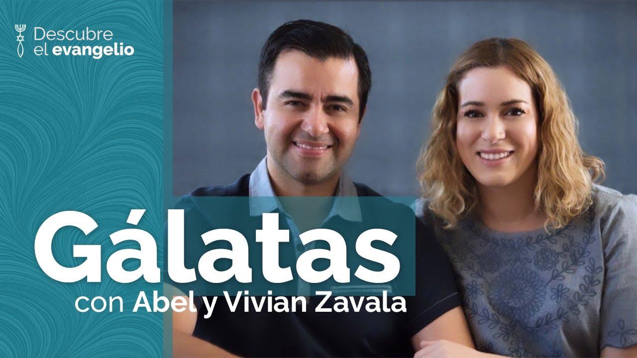 Gálatas 1:1 (c) I Descubre el evangelio junto a Abel y Vivi Zavala