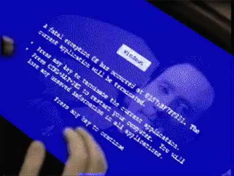 Commander Data Vs. Microsoft Windows.flv