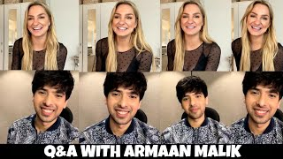 I AM A Bad Boy - Q&A With Armaan Malik || Answers Most Interesting Questions || SLV2020
