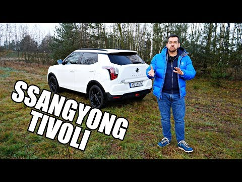 SsangYong Tivoli 2020 - More Exclusive Than Porsche 718 (ENG) - Test Drive and Review