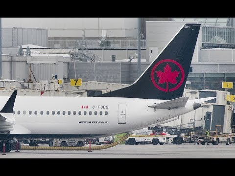 Canada grounds Boeing 737 Max 8, bans jet from airspace Mp3