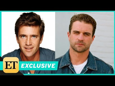 Meet Mel Gibson's Look-Alike Son, Milo (Exclusive)