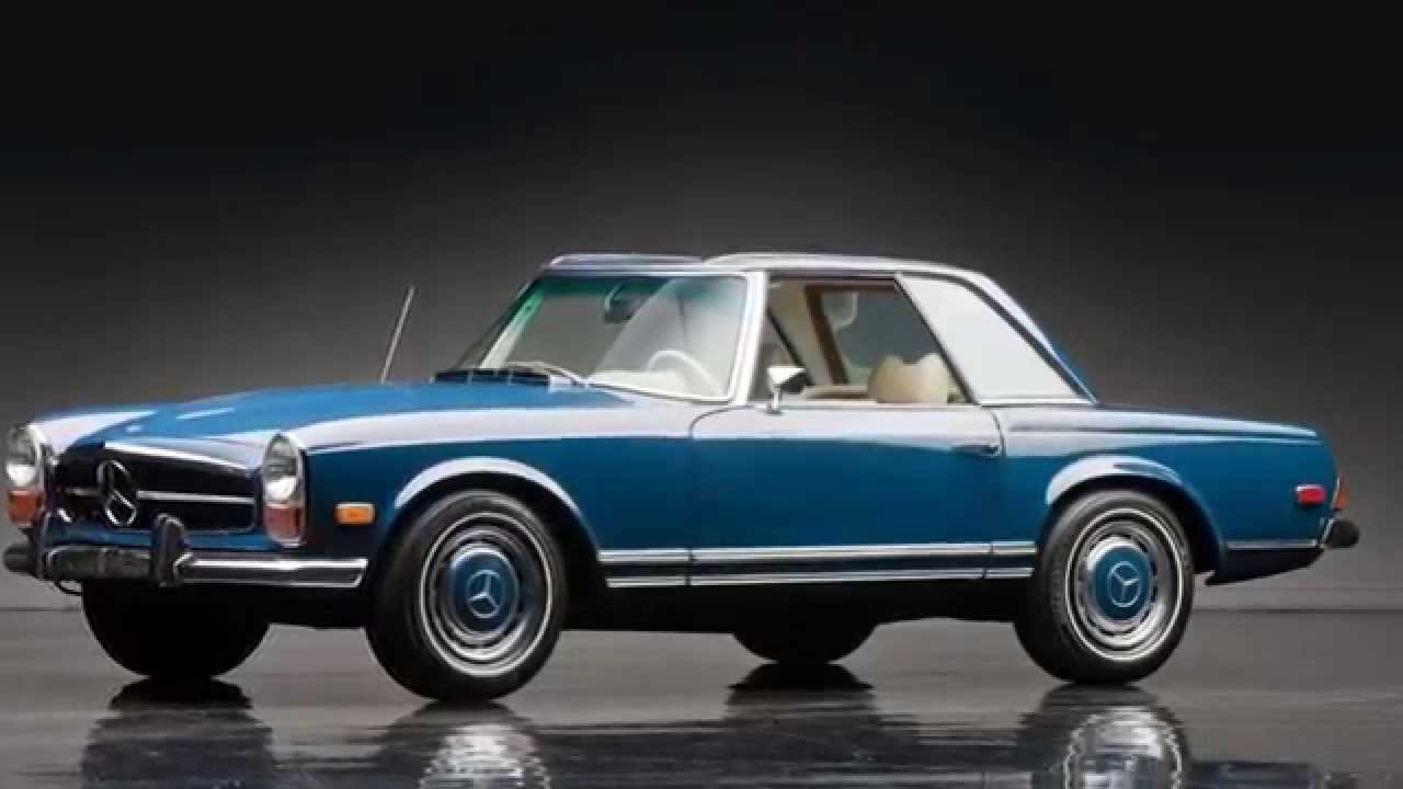 1970 mercedes benz 280sl roadster 39 pagoda 39 in outstanding for Mercedes benz pagoda