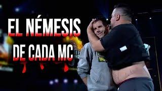 EL NÉMESIS DE CADA MC