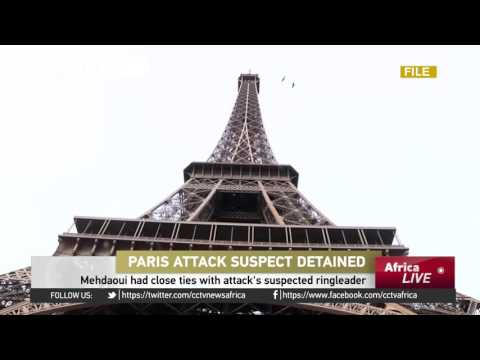 Man linked to Paris attacks detained in Algeria